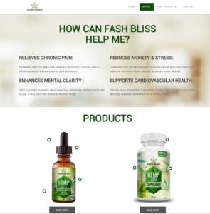 Fash Bliss CBD Oil Review by 10 CBD Oil