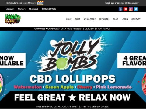 Hemp Bombs CBD Oil Review by 10 CBD Oil